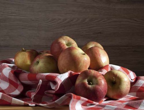 Maple-Apple Upside-Down Cake