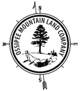 Ossipee Mountain Land Company Logo