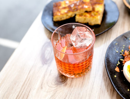 The Ossipee Mountain Old Fashioned
